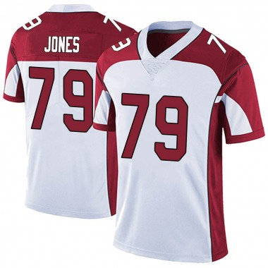 Youth Nike Arizona Cardinals Josh Jones Vapor Untouchable Jersey - White Limited