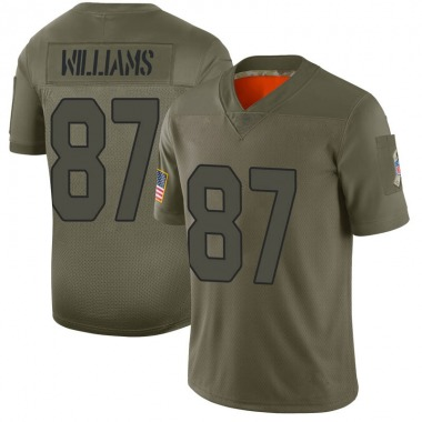 Youth Nike Arizona Cardinals Maxx Williams 2019 Salute to Service Jersey - Camo Limited